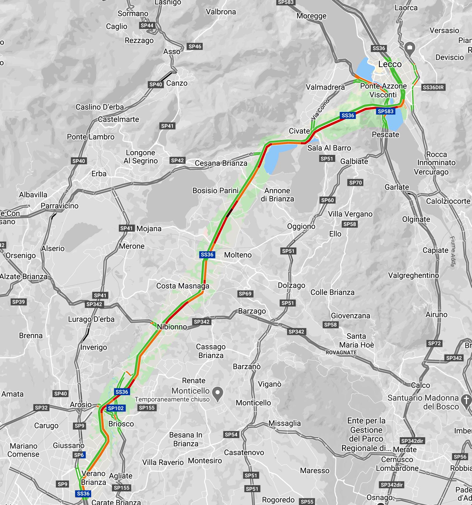 traffico ss36 1 giugno 2020-2