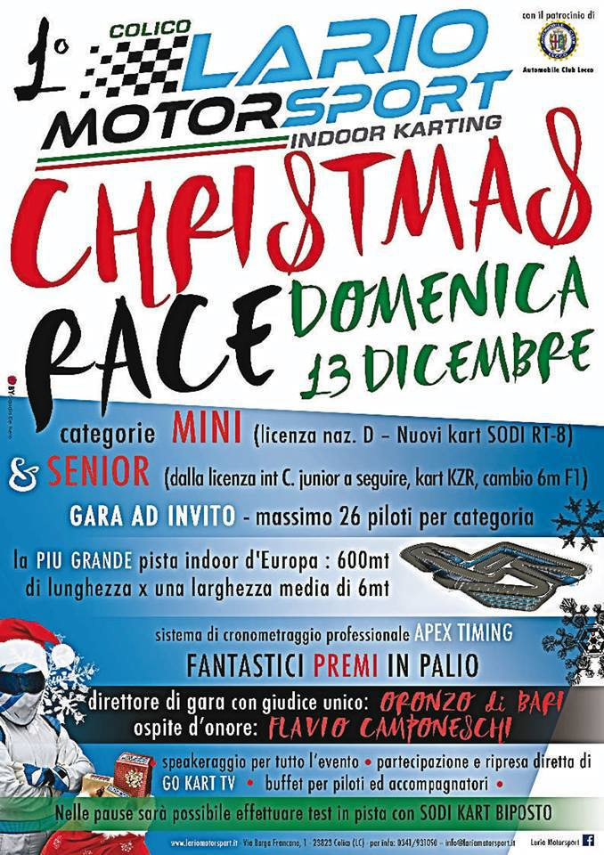 christmas party and race lario motorsport-2