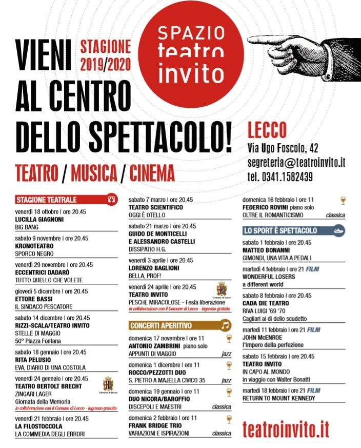 Teatro Invito 2019 20-2