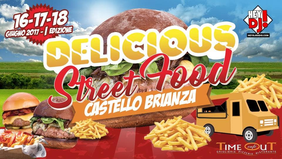 street food castello brianza locandina-2