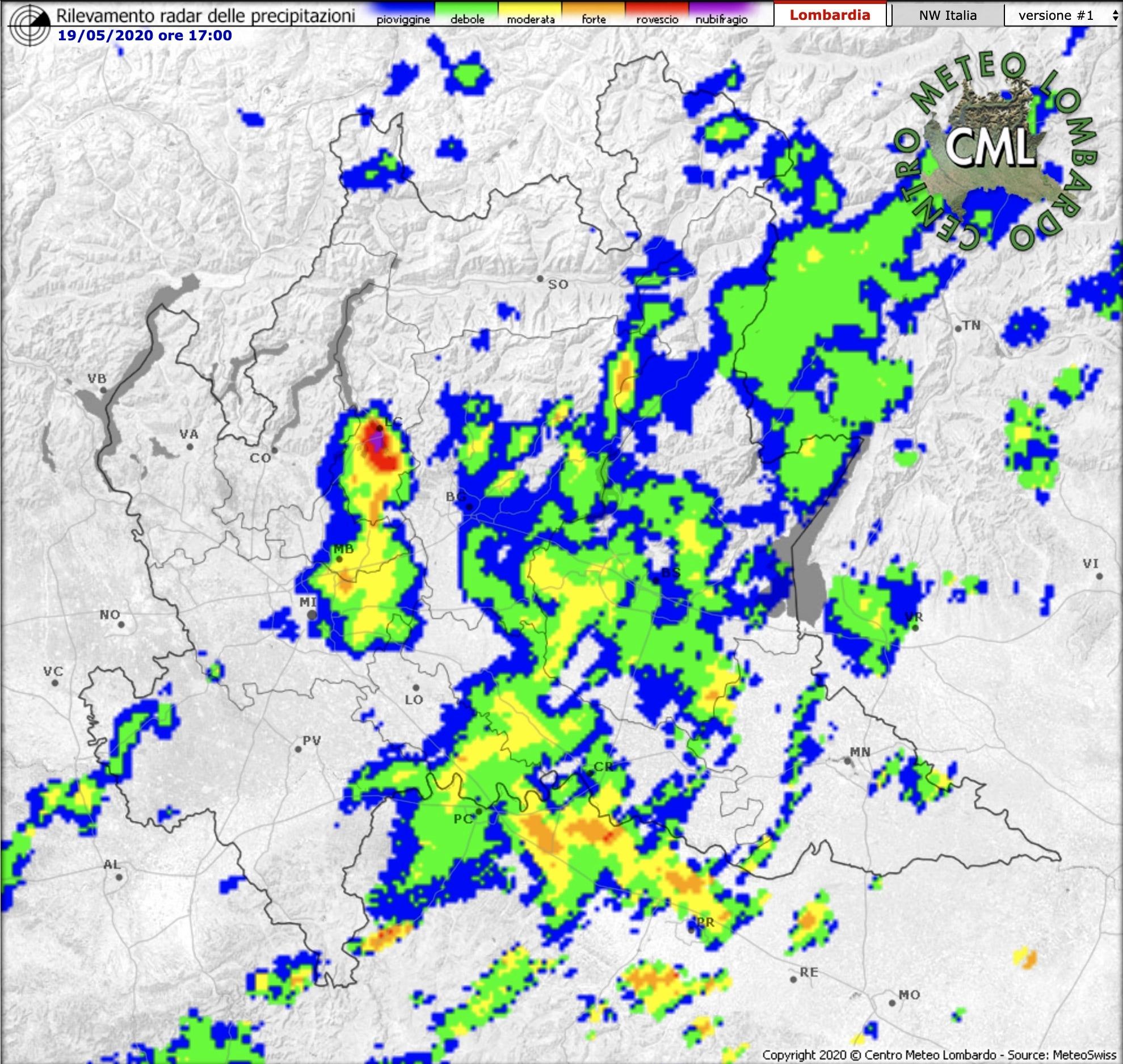 maltempo radar 19 maggio 2020-2