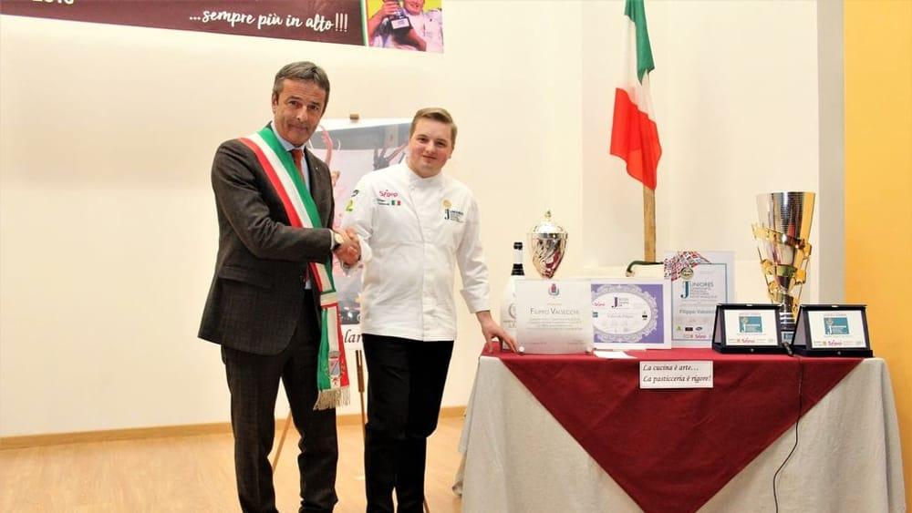 Filippo Valsecchi festa 2-2