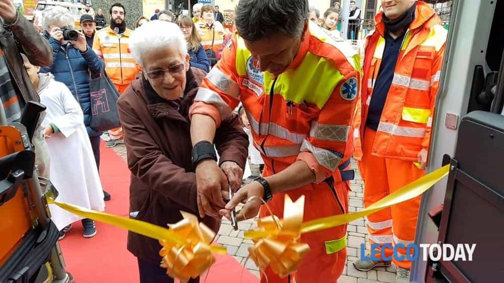 Soccorso Bellanese nuova ambulanza (1)-2
