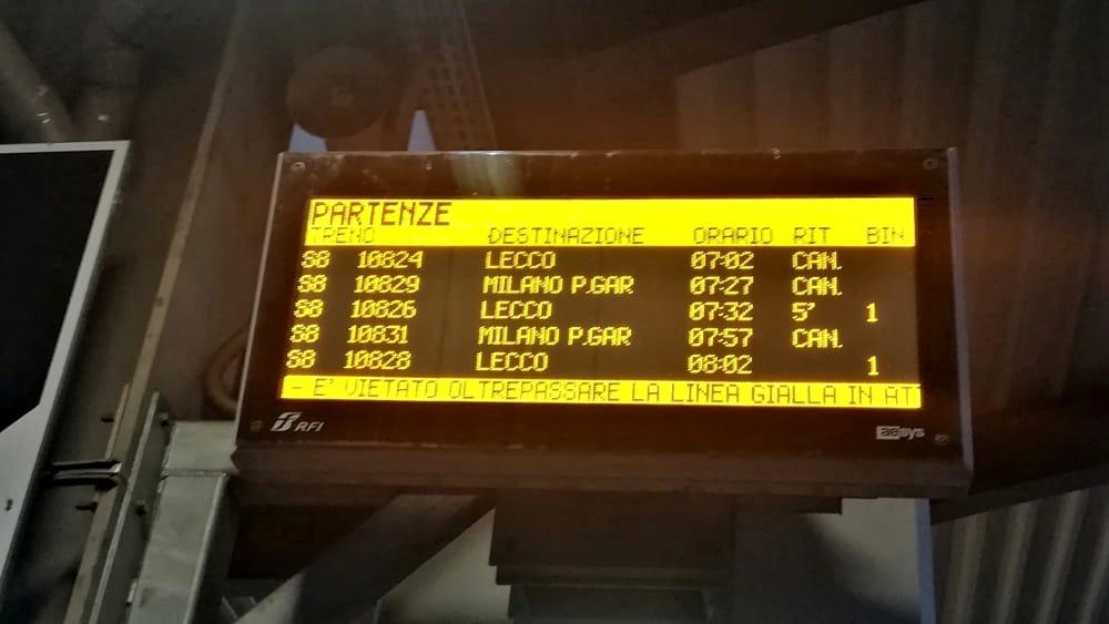 cancellazione treni 08 10 19