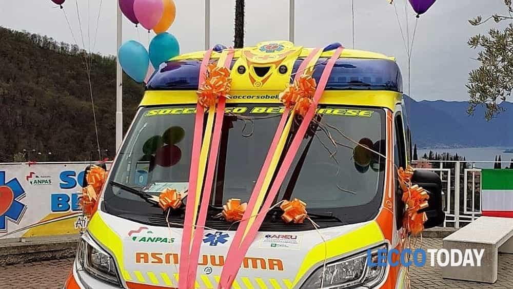 Soccorso Bellanese nuova ambulanza (6)-2