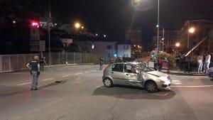 incidente Viale Montegrappa 7 settembre 2019