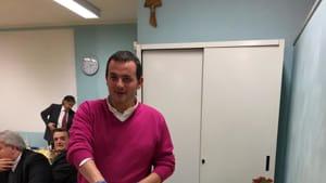 Don Matteo taglio torta-2