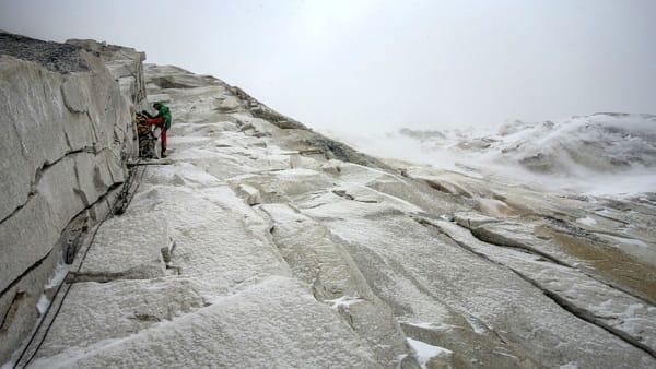 in arrampicata sul bhagirathi-2