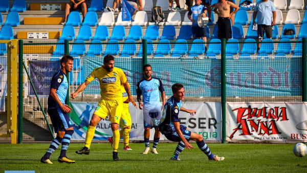 Calcio Lecco, qualificazione conquistata: Capogna e Maffei ribaltano l'Albinoleffe