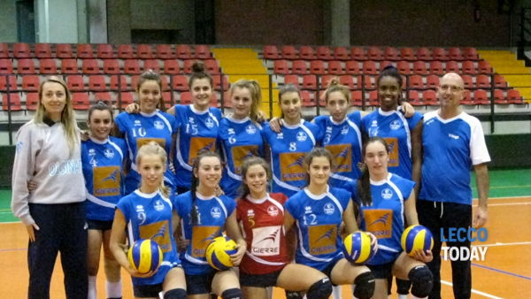Pallavolo Olginate, al via i corsi di minivolley