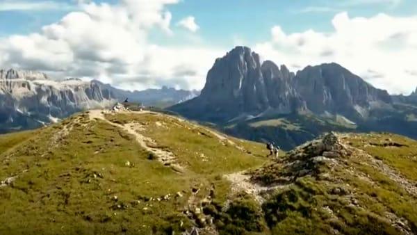 Emozioni dal cielo: le Alpi riprese col drone da film maker brianzolo