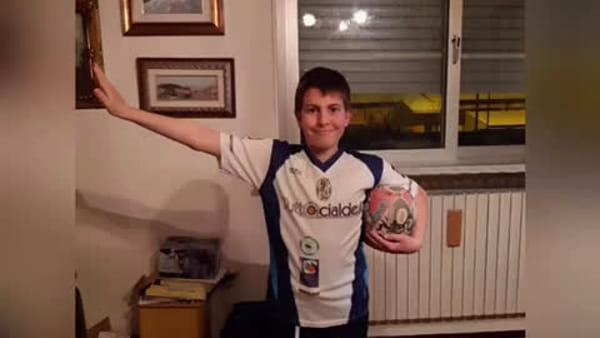"""""""Distanti ma uniti"""": anche dai piccoli rugbysti un messaggio di speranza"""