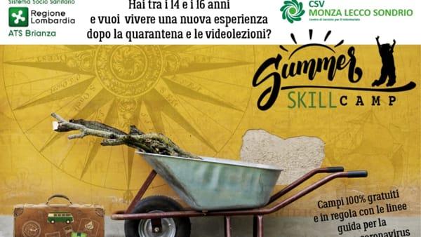 Summer Skill Camp Estate 2020