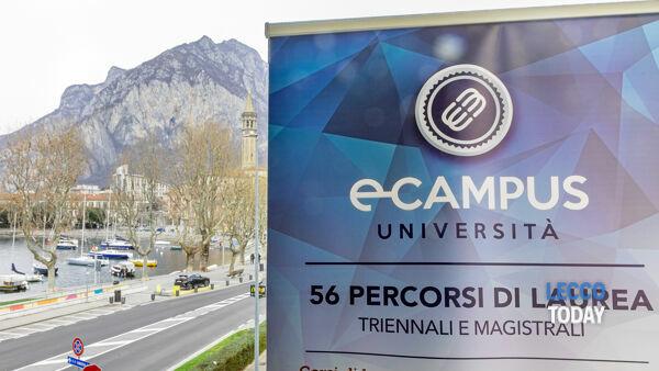 Lecco L Universita Telematica Sbarca In Citta Ecampus Apre In Piazza Affari