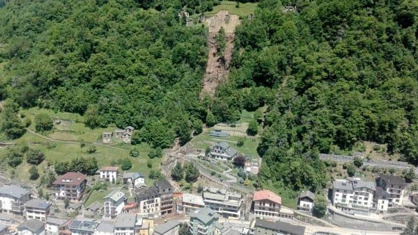 Fango, danni, alpeggi isolati: il sopralluogo di Coldiretti in Valsassina
