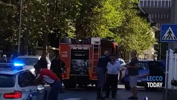 incidente valmadrera via manzoni 2 settembre 20192-2