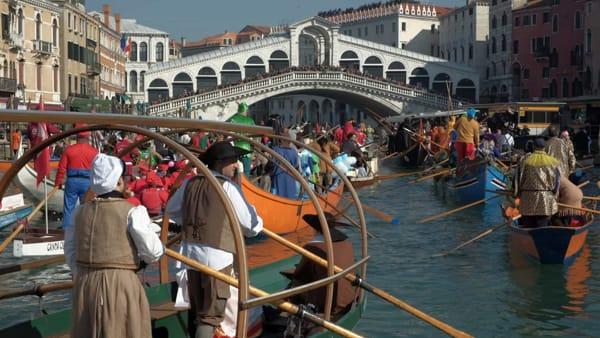Le gondole veneziane a Lecco (annullato)
