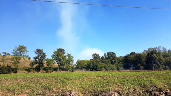 incendio costa masnaga  via brascesco pompieri vigili del fuoco (6)-2
