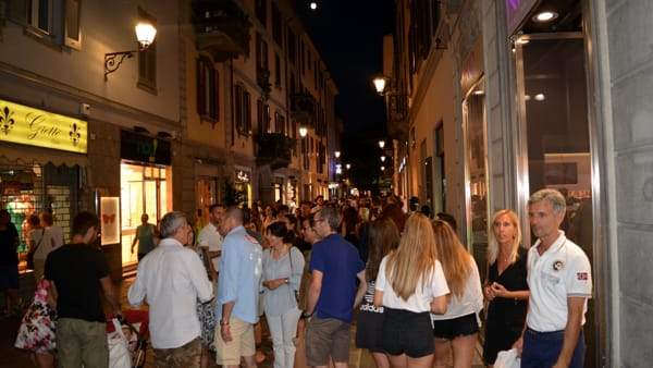Shopping di Sera - Secondo appuntamento