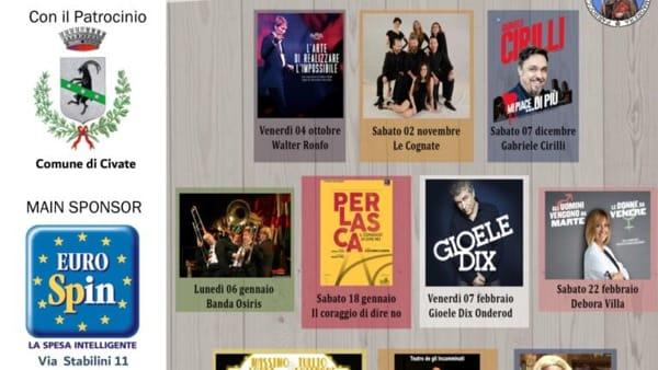 Seconda rassegna teatrale città di Valmadrera