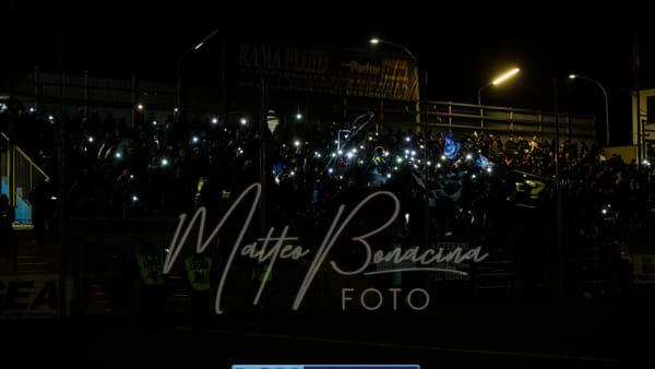 Calcio Lecco più forte del Novara e del black-out. Zamperini: «Spettacolo indecoroso per la città»