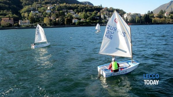 Al via la seconda edizione Dell'Interlaghina Optimist - Trofeo Banca Mediolanum