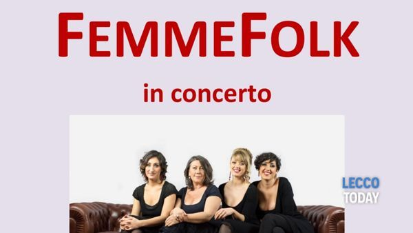 Femmefolk in concerto a Sirtori