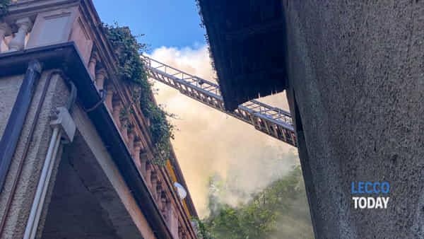 incendio villa giulia valmadrera 5 ottobre 20194-2