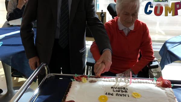 106 anni linda frangioni (2)