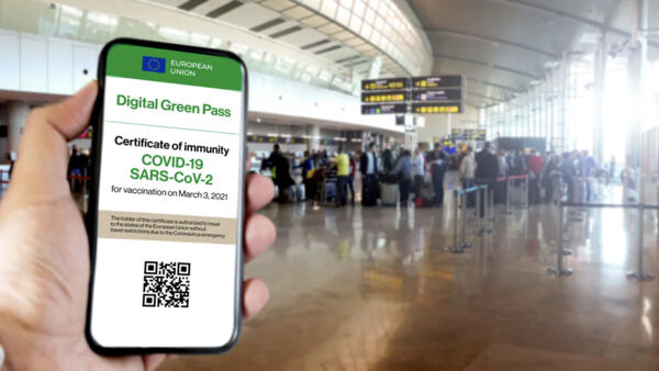 Beware of the scam: hackers are now focusing on the fake Green Pass message thumbnail