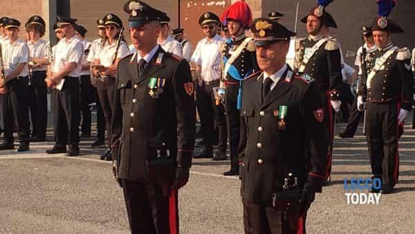 205° Anniversario fondazione carabinieri 5 giugno 2019 massimo galbusera gaetano lodato (17)-2