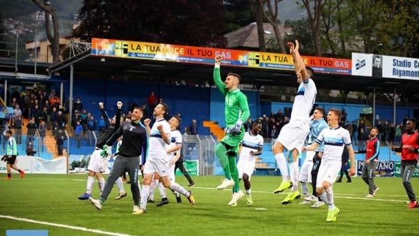 Calcio: il Lecco stende l'Arzignano nella poule Scudetto e attende il derby con il Como