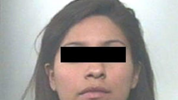 gx arrestata furto iperal piantedo-2