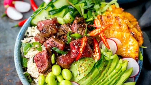 Pokè Bowl: nuovo food trend hawaiano