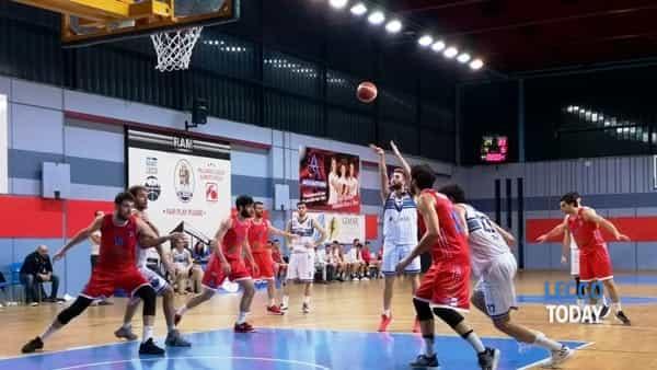 Al Bione gara uno di play-out tra Basket Lecco e Lugo