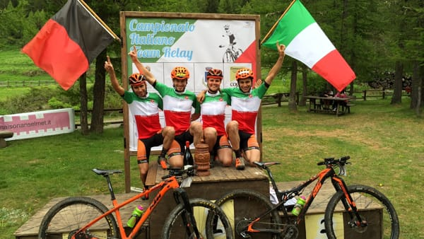KTM Protek Dama campione nazionale team relay 2016 (1)-2