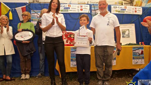 Interlaghina 2019  Premio McDonald - Velista più Giovanoe-2