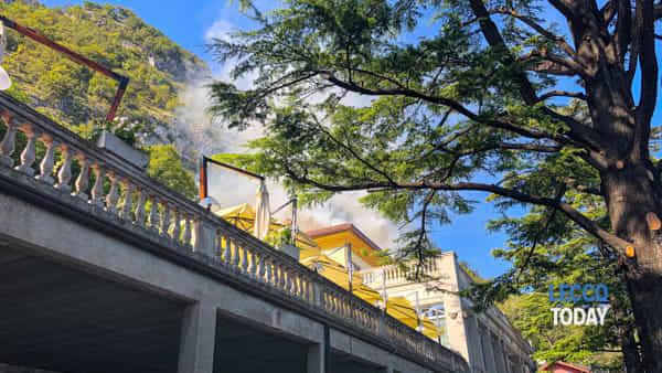 incendio villa giulia valmadrera 5 ottobre 20196-2