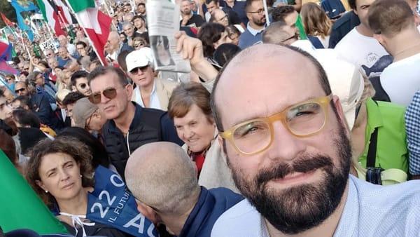 fratelli d'italia lecco roma manifestazione 19 ottobre 20194-2