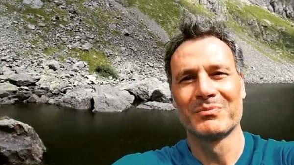 «Visitate la Valsassina, una meraviglia»: il video-selfie del comico Franz