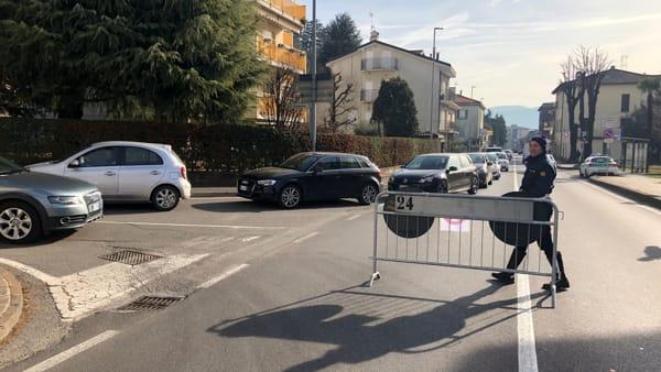 Deviazione del traffico in via San Girolamo-2