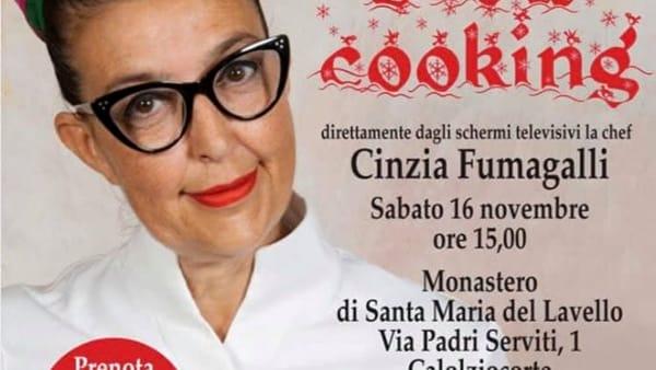 Show cooking con la Top Chef al Lavello