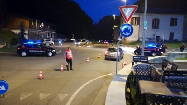 controlli carabinieri valsassina 7-9 giugno 2019