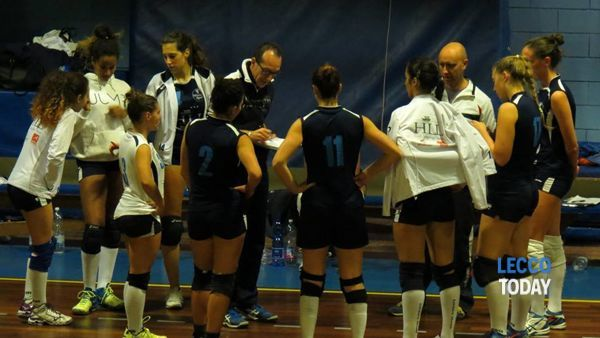 Volley, finalmente la Gierre Olginate!