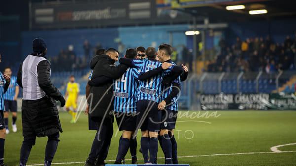 Calcio Lecco, gran vittoria con la Pergolettese: Carissoni e D'Anna firmano il tris sui gialloblù