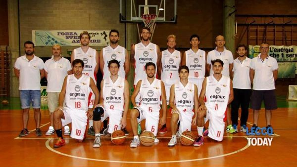 Basket, altro sorriso in casa Enginux: Lissone ko