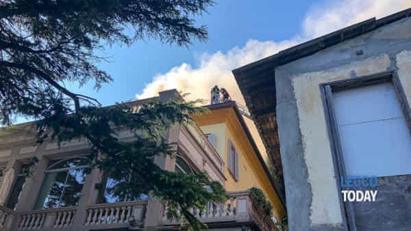 incendio villa giulia valmadrera 5 ottobre 20198-2