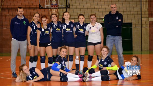 Olginate, Colico conquista il quadrangolare di volley Under 16