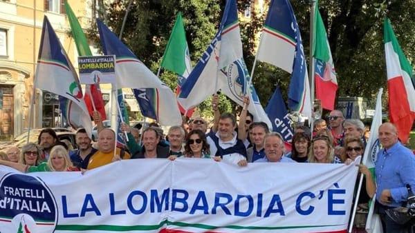 fratelli d'italia lecco roma manifestazione 19 ottobre 20191-2