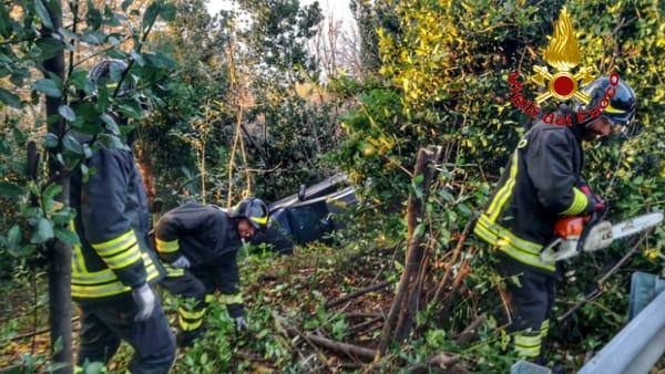 incidente oggiono pompieri 28 novembre 20192-2